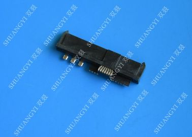 China Environmental PCB Terminal Block Connector Pin Strips For Wire To Board Connection supplier