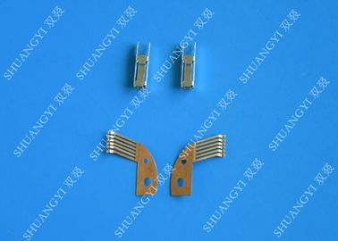 China Customized Wire Crimp Terminals , Professional Copper Wire Pin Terminals supplier